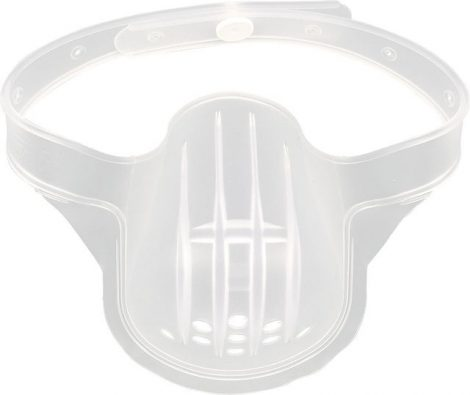 SecuStrach sztómavédő zuhanyozáshoz